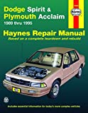 Revue Technique PLYMOUTH Acclaim