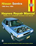 NISSAN Sentra automotive repair manual
