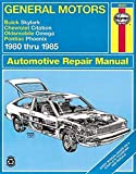 PONTIAC Phoenix automotive repair manual