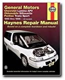 OLDSMOBILE Silhouette automotive repair manual