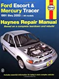 FORD (USA) Escort automotive repair manual