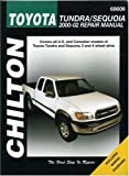 TOYOTA Tundra automotive repair manual