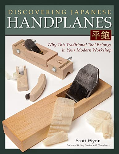 Discovering Japanese Handplanes: Why This Traditional Tool Belongs in Your Modern Workshop