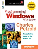 couverture du livre Programming Windows, 5th Edition