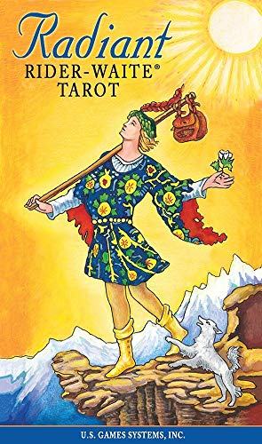 Radiant Rider-Waite Tarot par Pamela Smith