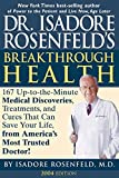 Dr. Isadore Rosenfeld's Breakthrough Health 2004