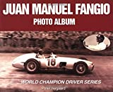 Juan Manuel Fangio Photo Album  