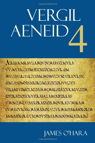 Vergil: Aeneid Book 4