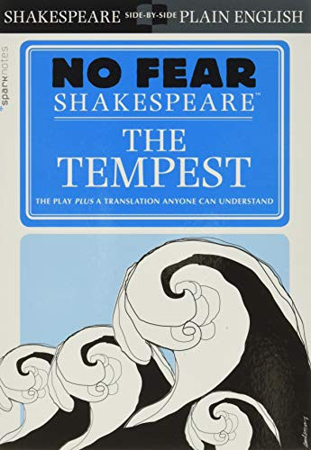 Sparknotes the Tempest