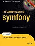 couverture du livre The definite guide to symfony