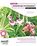 couverture du livre Foundation Actionscript 3.0 Animation: Making Things Move!