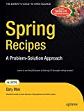 couverture du livre Spring Recipes: A Problem-Solution Approach