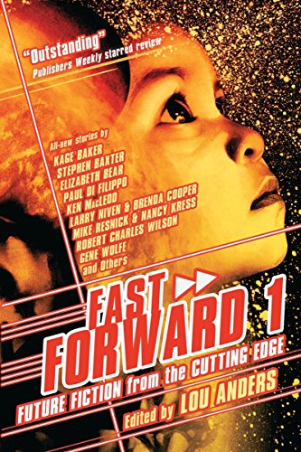 Fast Foward 1 cover