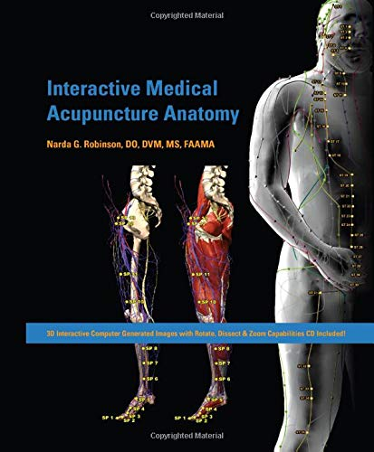 Interactive Medical Acupuncture Anatomy