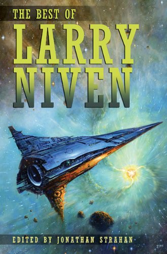 Best of Larry Niven US cover