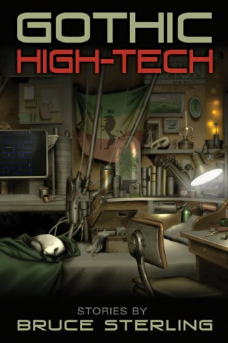 Gothic High-Tech cover