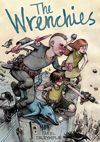 The Wrenchies cover