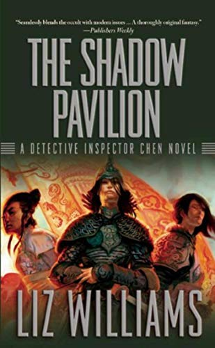 The Shadow Pavilion cover