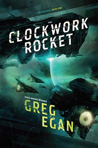 The Clockwork Rocket US cover