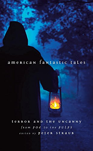 American Fantastic Tales vol 2 cover