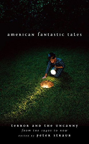 American Fantastic Tales vol 1 cover