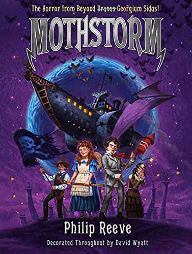 Mothstorm cover