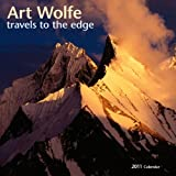Art Wolfe: Travels to the Edge 2011 Calendar
