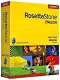 Rosetta Stone V3 English UK Level 1-2-3 Personal Edition