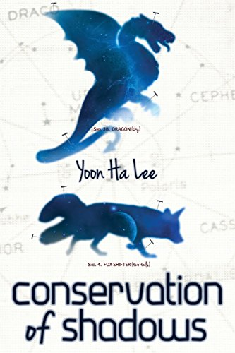 Conservation of Shadows cover