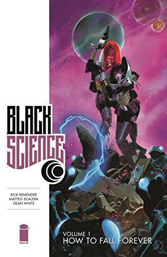 Black Science Volume One cover