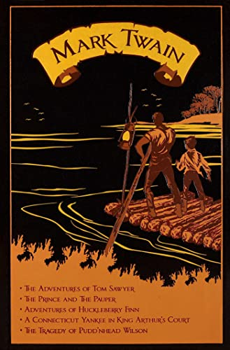 Mark Twain: Five Novels