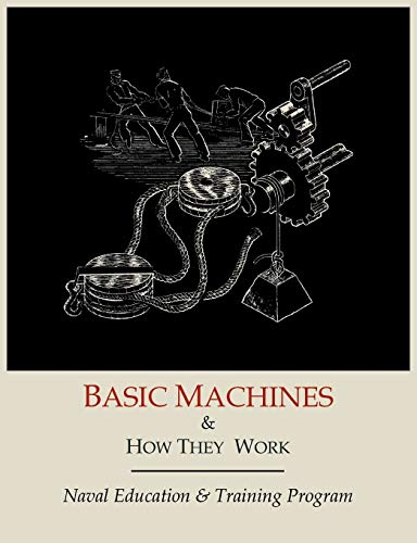 Basic Machines and How They Work par  Naval Education and Training Program