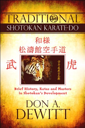 Traditional Shotokan Karate-Do: Brief History, Katas and Masters in Shotokan's Development