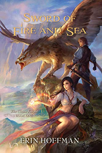 Sword of Fire and Sea cover