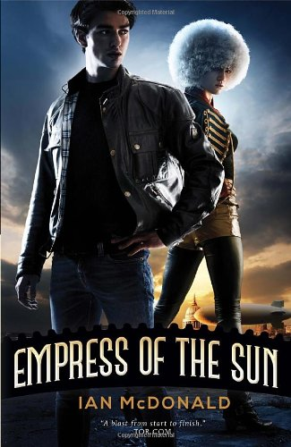 Empress of the Sun US cover