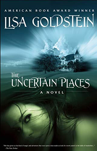 The Uncertain Places cover
