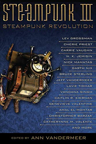 Steampunk Revolution cover