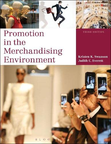 Promotion in the Merchandising Environment PDF Books