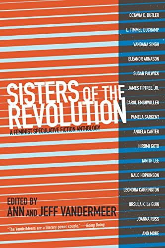 Sisters of the Revolution cover