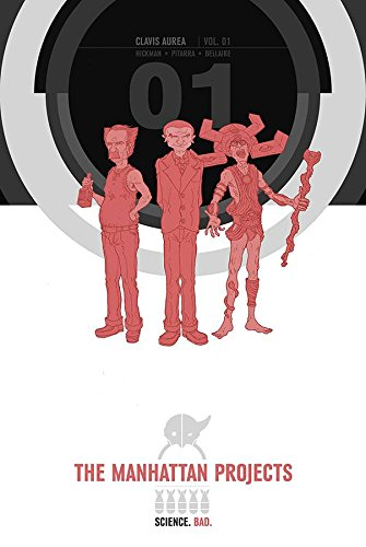 The Manhattan Projects cover