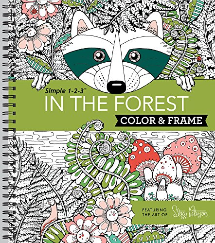 Color & Frame Forest Stacy Peterson
