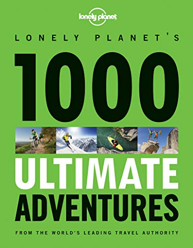 1000 Ultimate Adventures 1ed - Anglais