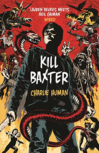 Kill Baxter cover