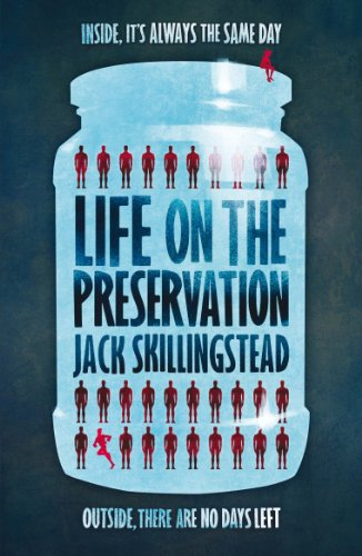 Life on the Preservation UK cover