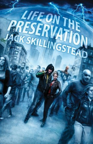 Life on the Preservation US cover