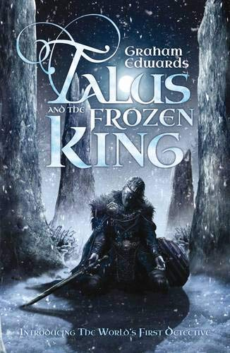 Talus and the Frozen King cover