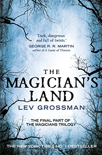 The Magician's Land UK cover
