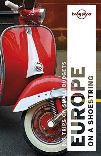 Europe on a shoestring - 10ed - Anglais par  LONELY PLANET