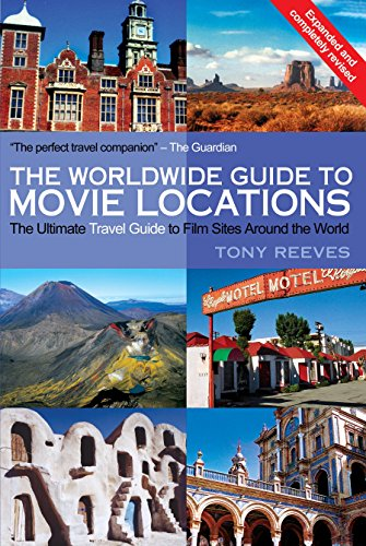 The Worldwide Guide To Movie Locations Cover