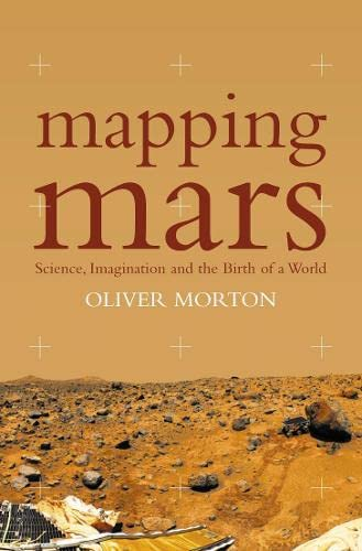 Cover of Mapping Mars